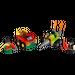 LEGO Mighty Micros: Robin vs. Bane Set 76062