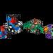LEGO Mighty Micros: Spider-Man vs. Green Goblin Set 76064