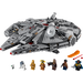 LEGO Millennium Falcon Set 75257