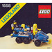 LEGO Mobile Command Trailer Set 1558