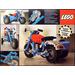LEGO Motorbike with Sidecar Set 857