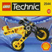 LEGO Motorcycle Set 2544