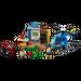 LEGO Mountain Police Chase Set 10751