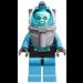 LEGO Mr. Freeze Minifigure