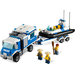 LEGO Off-Road Command Centre Set 4205