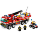 LEGO Off-Road Fire Truck & Fireboat Set 7213