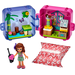 LEGO Olivia's Jungle Play Cube Set 41436