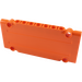 LEGO Orange Flat Panel 5 x 11 (64782)