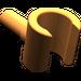 LEGO Orange Minifig Hand (3820)