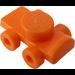 LEGO Orange Roller Skate (18747)