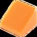 LEGO Orange Slope 1 x 1 (31°) (50746 / 54200)