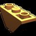 LEGO Orange Slope 45° 3 x 1 Inverted Double