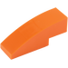 LEGO Orange Slope Curved 3 x 1 (50950)