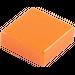 LEGO Orange Tile 1 x 1 with Groove (3070)