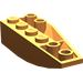 LEGO Orange Wedge 2 x 6 Double Inverted Left