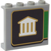 LEGO Panel 1 x 4 x 3 with Bank Logo Sticker with Side Supports, Hollow Studs (35323)