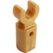 LEGO Pearl Gold Bar Holder with Clip (11090 / 44873)