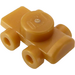 LEGO Pearl Gold Roller Skate (18747)