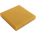 LEGO Pearl Gold Tile 2 x 2 with Groove (3068)