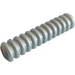 LEGO Pearl Light Gray Corrugated Hose 3.2 cm (4 Studs) (23394 / 57716)