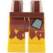 LEGO Pirates Minifigure Hips with Yellow Legs (3815 / 85287)