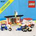 LEGO Pitstop and Crew Set 1497