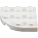 LEGO Plate 3 x 3 Corner Round (30357)
