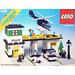 LEGO Police Headquarters Set 588