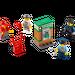 LEGO Police MF Accessory Set 40372