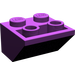LEGO Purple Slope 2 x 2 (45°) Inverted (3660)