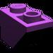 LEGO Purple Slope 45° 2 x 1 Inverted (3665)