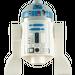 LEGO R2-D2 Minifigure with Gray Head