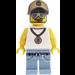LEGO Rapper Minifigure