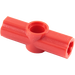 LEGO Red Angle Connector #2 (180º) (32034)