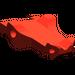 LEGO Red Animal Dragon Head (6027)