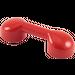 LEGO Red Bar 1 x 3 Phone (6190)