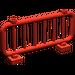 LEGO Red Bar 1 x 8 x 3 (2583)