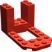 LEGO Red Bracket 4 x 7 x 3 (30250)