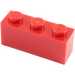 LEGO Red Brick 1 x 3 (3622)