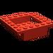 LEGO Red Cockpit 6 x 6 (4597)
