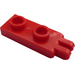 LEGO Red Hinge Plate 1 x 2 with 2 Fingers Hollow Studs (4276)
