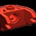LEGO Red Magnet Holder 2 x 3 (2607)