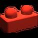 LEGO Red Primo Brick 1 x 2 (31001)
