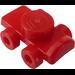 LEGO Red Roller Skate (18747)