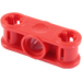 LEGO Red Technic Cross Block 1 x 3 with Two Axle Holes (32184 / 42142)