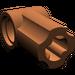 LEGO Reddish Brown Angle Connector #1