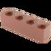 LEGO Reddish Brown Brick 1 x 4 (3010)
