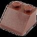 LEGO Reddish Brown Slope 2 x 2 (45°) (3039)