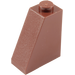 LEGO Reddish Brown Slope 65° 1 x 2 x 2 (60481)