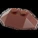 LEGO Reddish Brown Wedge 2 x 4 Triple (47759)